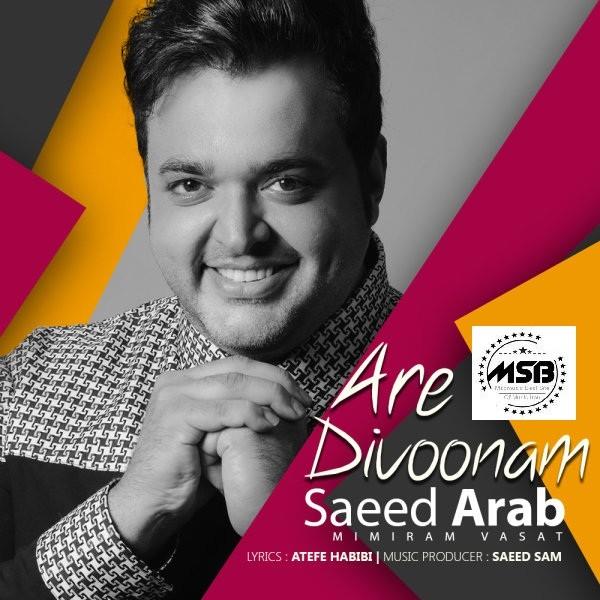 دانلود آهنگ سعید عرب بنام واست میمیرم