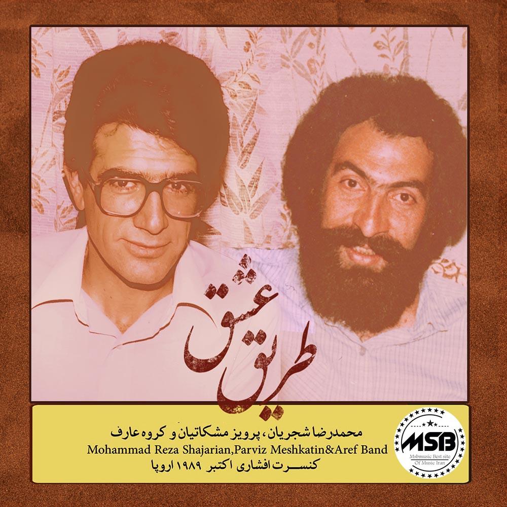 دانلود آهنگ محمدرضا شجریان بنام دل مجنون