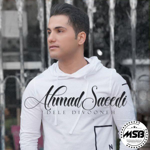 دانلود آهنگ احمد سعیدی بنام دل دیوونه