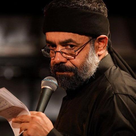 دانلود مداحی محمود کریمی بنام با سنگ میزدنت