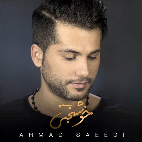 دانلود آهنگ احمد سعیدی بنام خوشبختی
